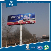 High quality Metal led billboard price