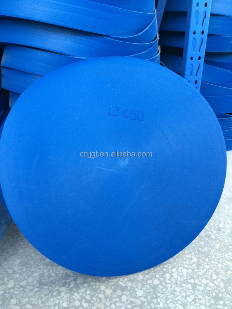 OD 450mm round plastic gas pipe protection cover