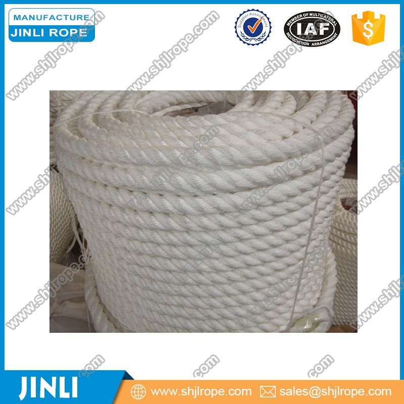 JINLI packing rope pp rope twisted rope 9mm