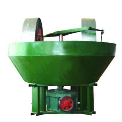 Gold beneficiation cone wet grinding machine