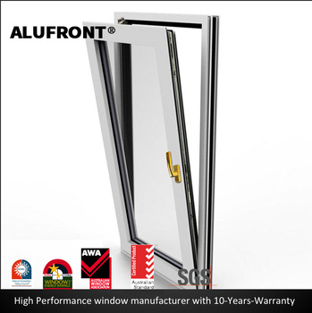 Heat insulted and Acoustic Aluminum window comply with US standard and Australian standard