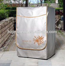 Oem printed waterproof washing machine dust cover