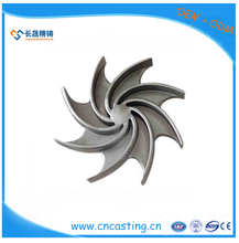 investment lost wax precision castings impeller pumps parts