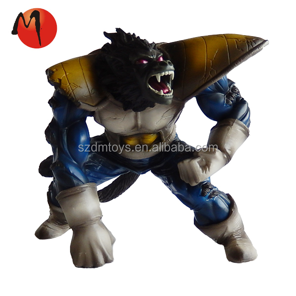 Toys factory at shenzhen play arts game monster action figure