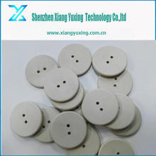 ISO 18000-6c EPC gen 2 high temperature resistance washable PPS laundry rfid tags uhf