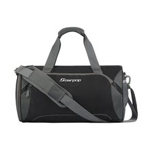 Stylish Multi-functionTravel Duffel Bag with Shoe Compartment, Trendsetter Overnight Bag Swimming Gym Bag
