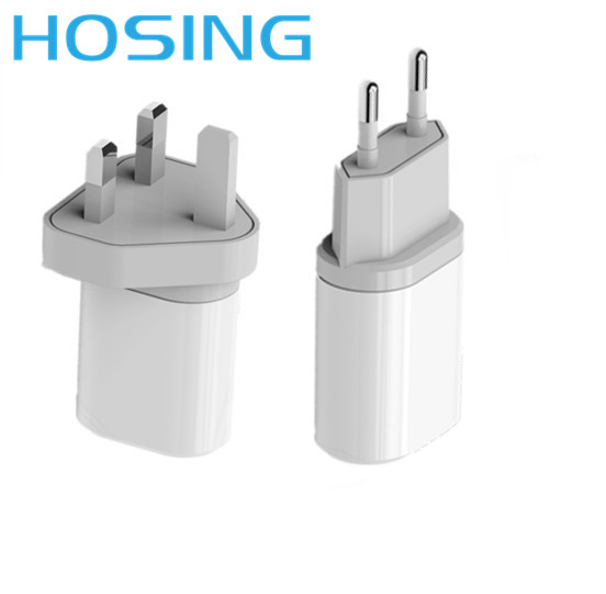 Wholesale 5v 1a EU usb wall charger / Cute travel charger for iphone 6S