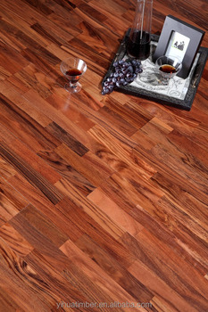 Finger Joint 90mm Rustic Birch Lacquered Solid Wood Flooring Solid Hardwood Flooring