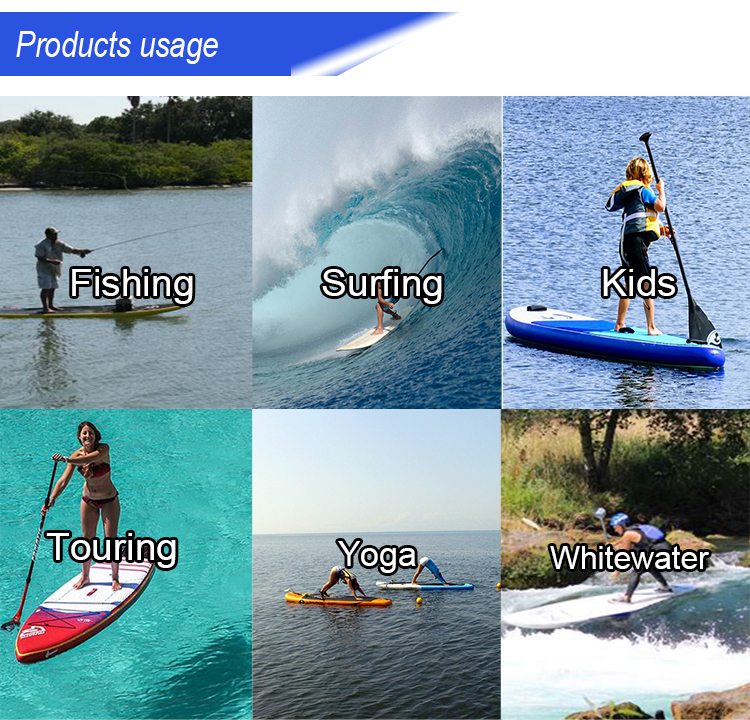China Manufacturer Cheap Stand Up Paddle Boards Inflatable Sup