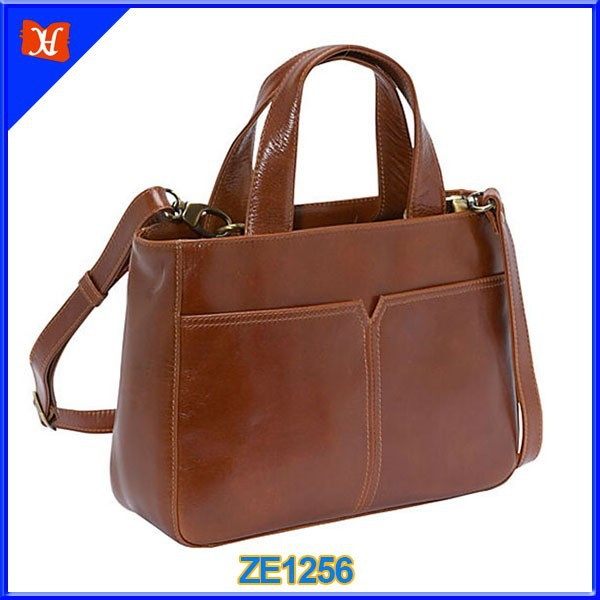 Top Grain Cowhide Leather Women Sling Bag Brand Women Bag - Buy ...