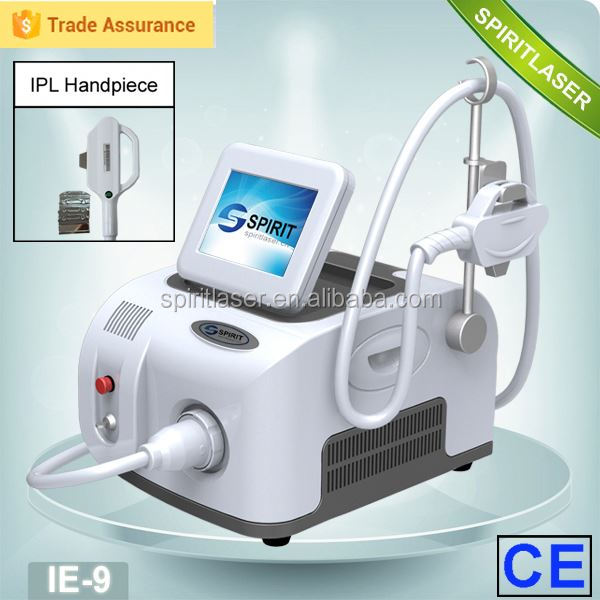 IPL laser hair removal waxing machine