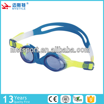 Junior custom kids swimming goggles wholesale
