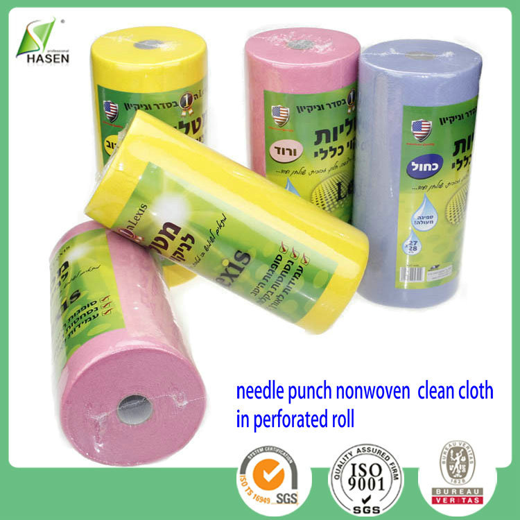 Eco-friendly new product bamboo fiber cleaning rag for daily cleaning