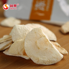 factory sliced FD sweet dry apple chips