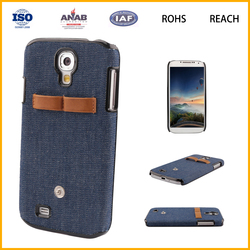 China supplier custom flip leather case for lg e400 optimus l3