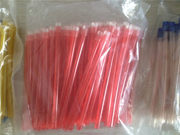 Manufacture Colorful Disposable Dental Saliva Ejector