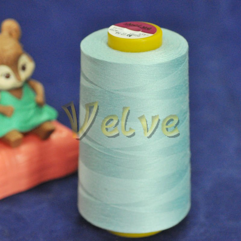 Poly Poly Core Spun Sewing Thread 100 polyester weaving thread