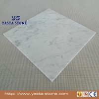 Carrera Flooring Tiles Slab Bianco Carrara White Marble