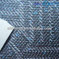 Special Printing Design Embossed PVC Synthetic Leather For Car Interior
