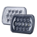 5x7 led headlight for truck, 7 inch square led headlight