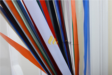 PVC line metal/string curtain crystal