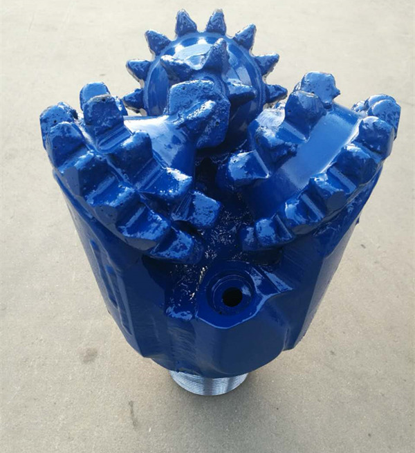 9 7/8 inch milled tooth tricone bits for hard drilling