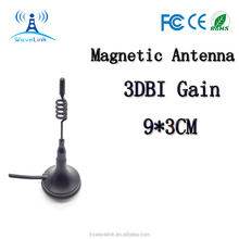 Small GSM 3DBI Signal Booster Magnetic Antenna For Car / TV