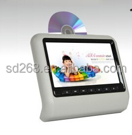 9 inch headrest car dvd player