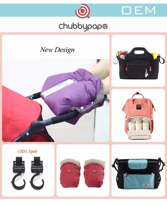 2018 fashion design baby bag diaper backpack