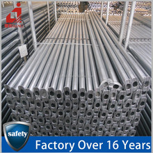 Construction Steel Cuplock Scaffolding System Parts Ledger For Sale