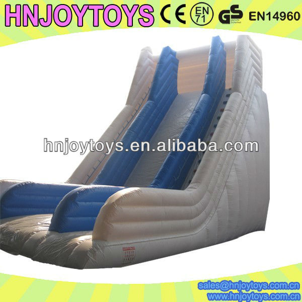 Quick Descent Inflatable Adult Slide for Heart-racing Excting Play