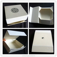 Plain Cute Magnetic Closure Luxury Design New Arrival :) Cardboard Box For Porcelain Sake Set
