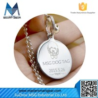 Customized Dog Tag & Wholesale Dog Tag & Metal Military Dog TagPT06