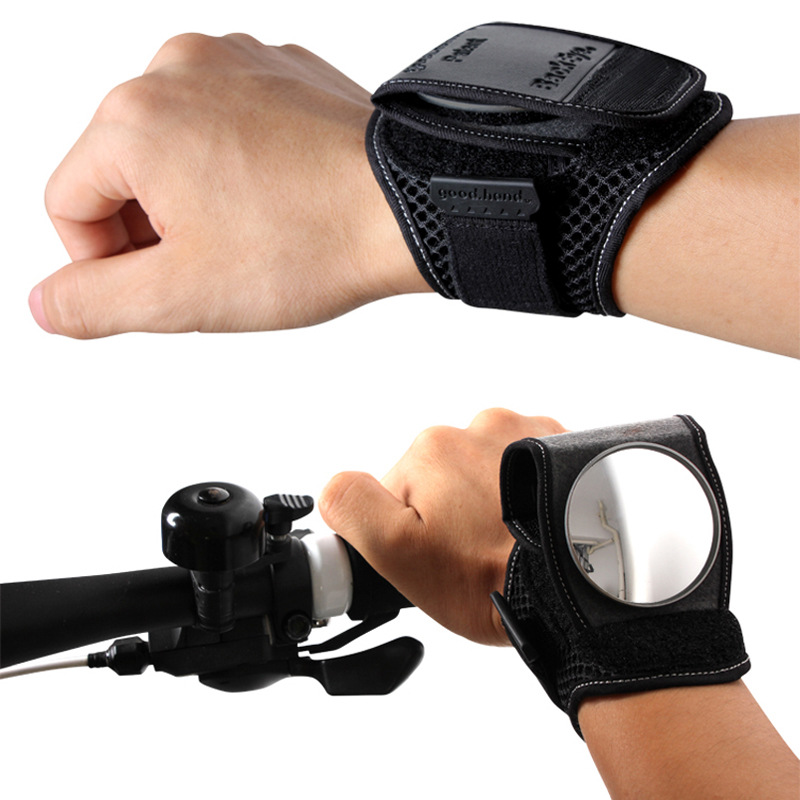 Good.hand Third Eye Wrist Band Cycling Rearview Mirror BackEye