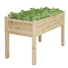Elevated Planter Kit Grow Vegetable Garden Bed