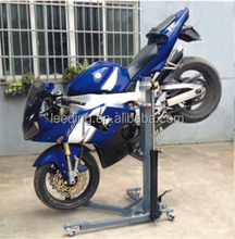 "1100lb SKYLIFT motorcycle stand racing bike lift 19"" lifting height"