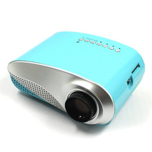 new 800lumen led mini projector cd video movie usb tv home theatre projector beamer for office meeting use with 20000hrs