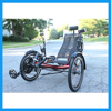 High Performance Electric Delta Recumbent Trike Outdoor Adult Recumbent Bike