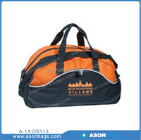 600D polyester Duffle bag