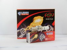 VOTEX POWER motorcycle iridium patent spark plug EX-D8 match for NGK D8EA, Denso X24ES-U