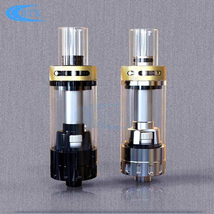 Ecig vape pen replaceable tank 3.0ml Ecig Vape tank 2017 newest vape ecig atomizer