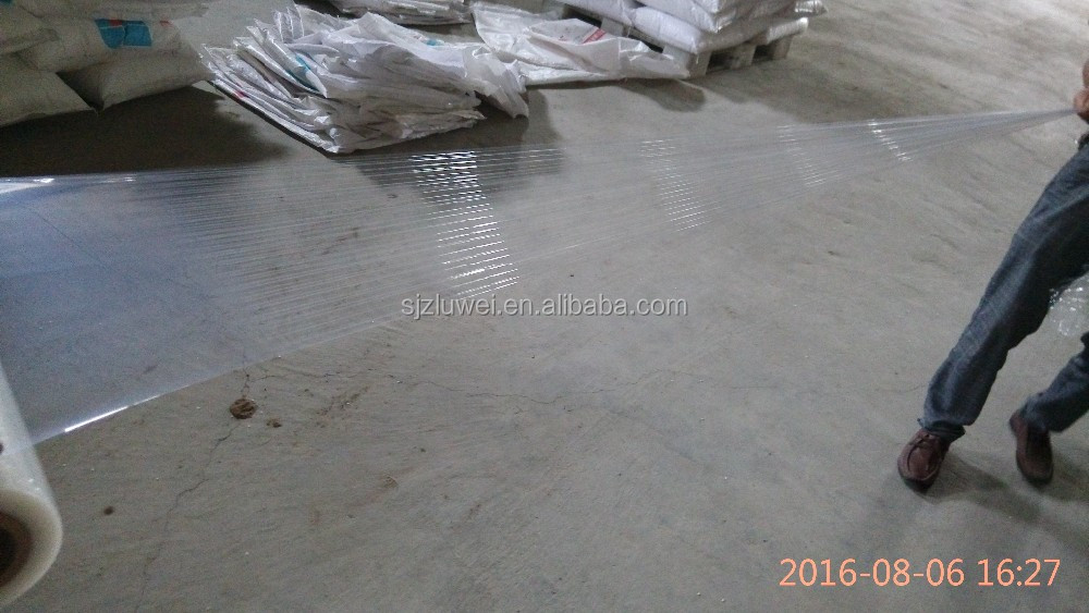 September Hot Sale PE/LLDPE shrink wrap film