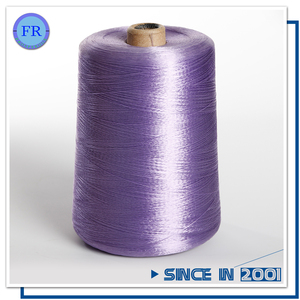 high tenacity viscose rayon filament dope dyed yarn