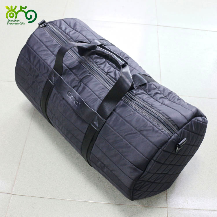 Nylon quilted Multipurpose luggage travel bag