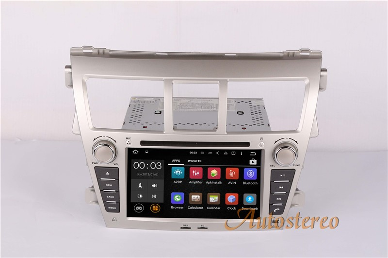 Two Din Car DVD Player GPS Navigation With Remote Control Rearview Camera Available CarCD PlayerforTOYOTA Vios Belta Yaris Sedan