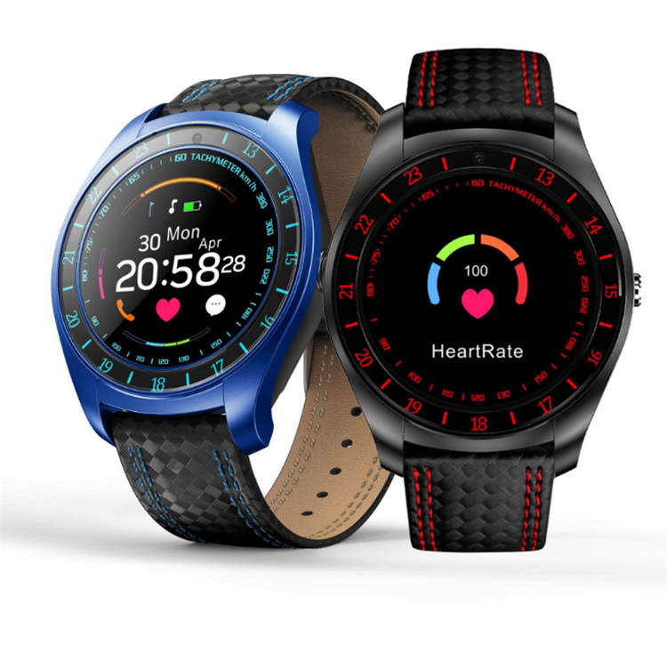Cheap V10 Heart Rate smartwatch <strong>android</strong> mobile smart watch <strong>phone</strong> with Pedometer Camera Supporting Sim Card