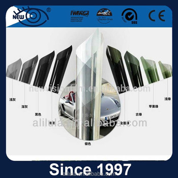 2 ply high quality car window glass tinting solar control heat sensitive film