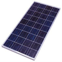 high efficiency framed 12V 100w solar panel