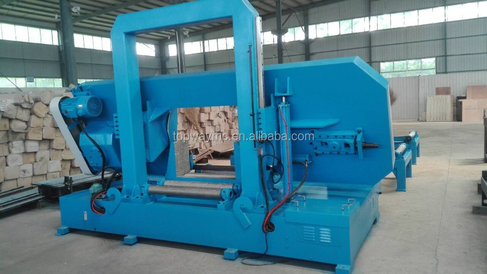 China Metal Double Column Cutting Band saw Machine GH4270