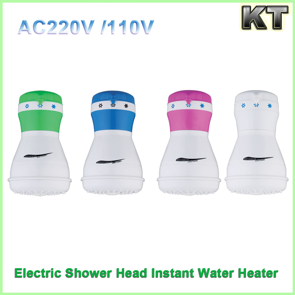 220v 110v 127v Bathroom Instant Portable Electric Bath Water Heater
